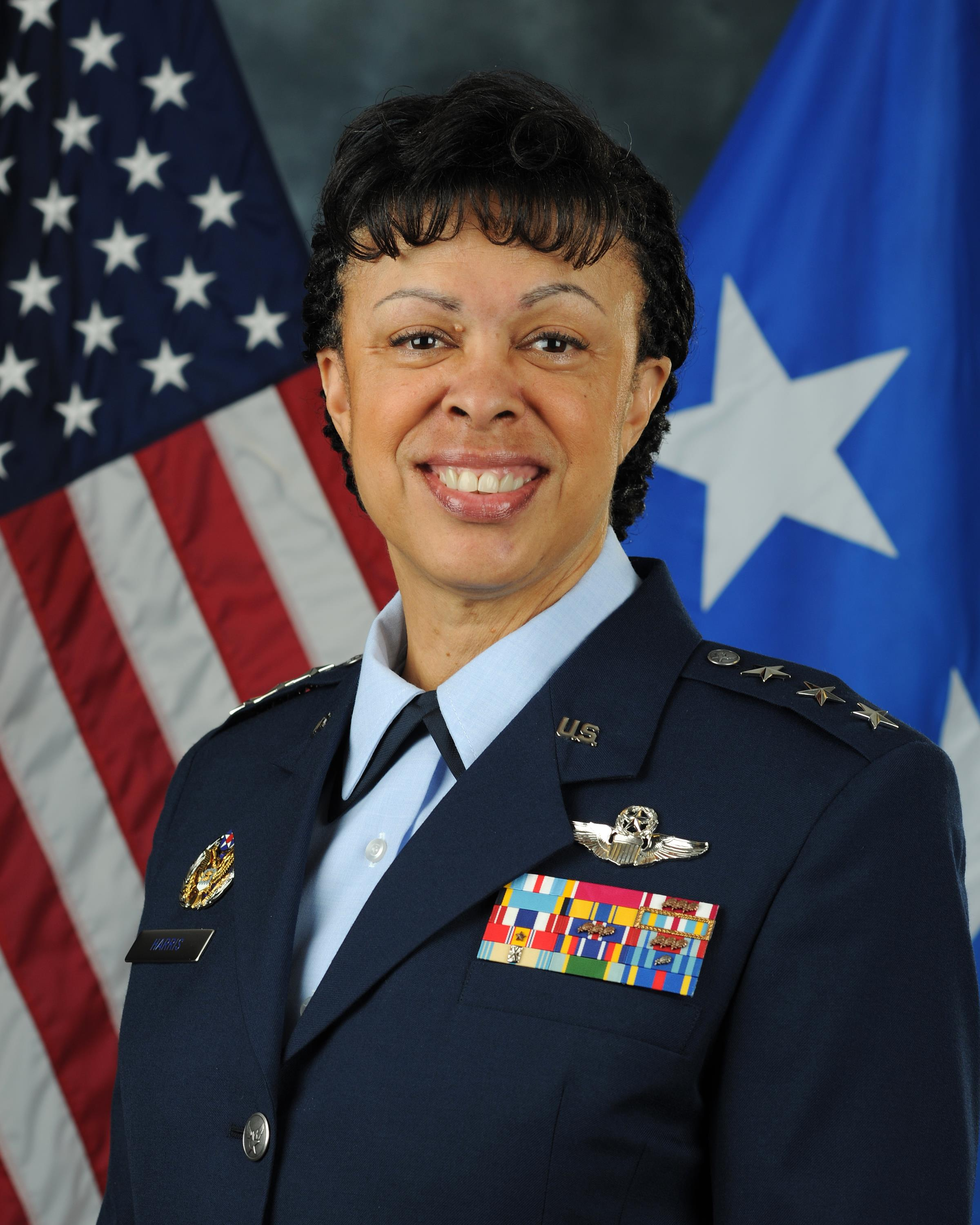 Lt. Gen. Stayce D. Harris