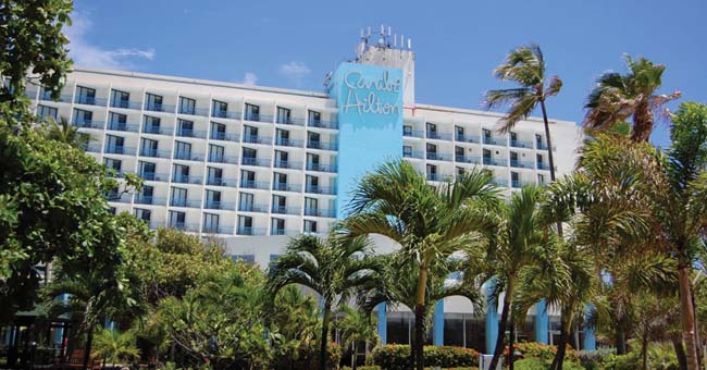 The IIE Annual Conference and Expo 2013 will be held at the Caribe Hilton in San Juan, Puerto Rico.