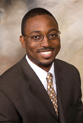 Damon P. Williams, minister, Providence Missionary Baptist Church, College Park, Georgia