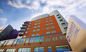Children's Hospital of Pittsburgh of UPMC is one of