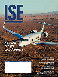 ISE magazine March issue