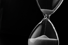 Predetermining time