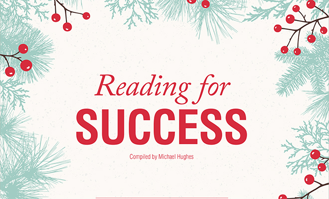 Microsoft founder Bill Gates and Tesla's Elon Musk both reportedly read a lot of books. As this holiday season gains steam, help the engineer in your life follow such best practices by providing them with one, some or all of the following tomes. After all, it is the season of giving.