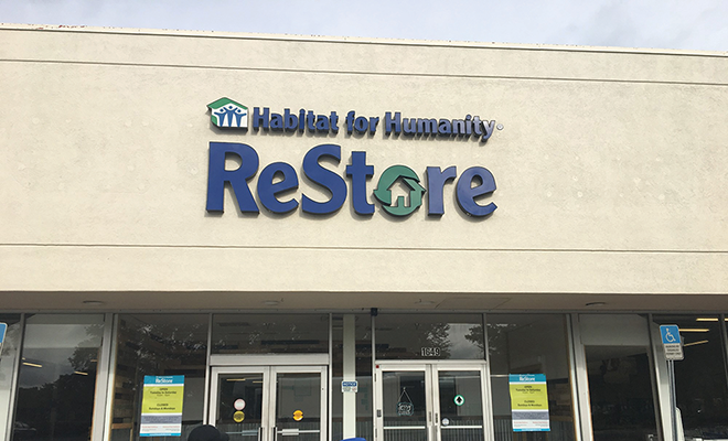 Sustainable practices help Habitat boost its ReStore sales