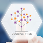 Grow a decision tree to support decision-making, machine learning