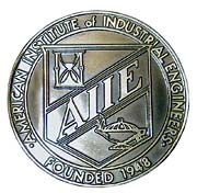 The original logo for AIIE