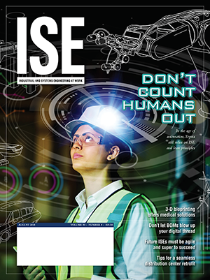 ISE magazine - August 2018