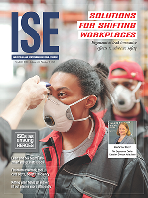 ISE Magazine - March 2021