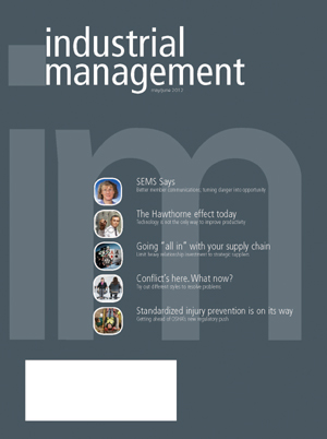 Industrial Management - May/June 2012