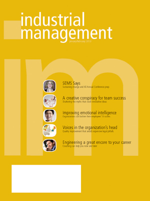 Industrial Management - January/February 2013