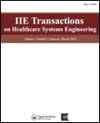 IIE Transactions on Healthcare Systems Engineering