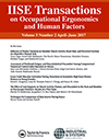 IISE Transactions on Occupational Ergonomics and Human Factors