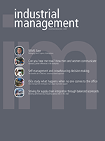 Industrial Management - November/December 2020
