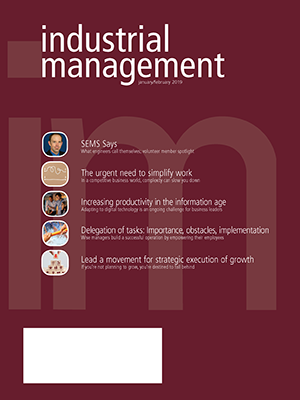 Industrial Management - January/February 2019