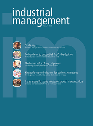 Industrial Management - May/June 2020