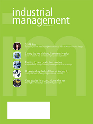 Industrial Management - March/April 2018