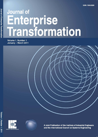 Journal of Enterprise Transformation